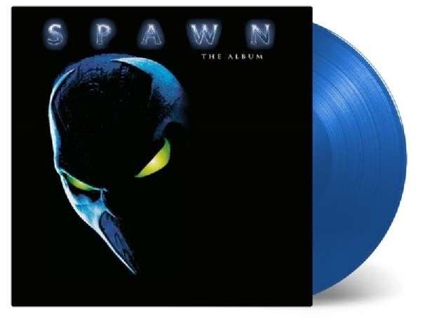 Spawn (The Album) (Limited Transparent Blue Vinyl) - zum Schließen ins Bild klicken