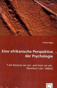 Eine afrikanische Perspektive der Psychologie