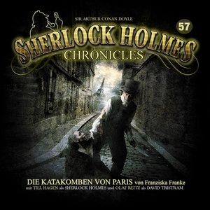 Sherlock Holmes Chronicles - Die Katakomben von Paris, 2 Audio-C