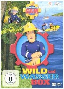 Feuerwehrmann Sam - Wild und Wasser Box - 8. Staffel Box 1