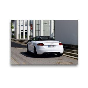 Premium Textil-Leinwand 45 cm x 30 cm quer TT Roadster 8S Farbe