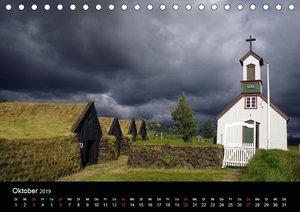 Sehnsucht nach Norden (Tischkalender 2019 DIN A5 quer)