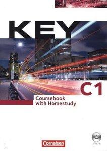 Key C1. Kursbuch mit CD