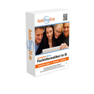 AzubiShop24.de Lernkarten IHK-Abschlussprüfung Fachinformatiker/