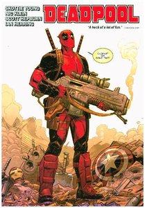 Deadpool by Skottie Young Vol. 1: Mercin\' Hard for the Money