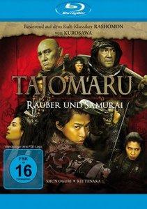 Tajomaru-Räuber und Samurai (BD)
