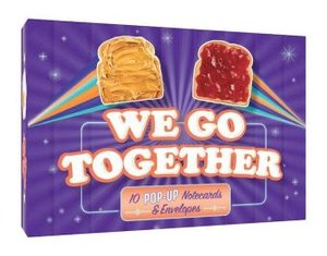 We Go Together... Pop-up Notecard Collection
