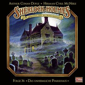 Sherlock Holmes - Folge 36, 1 Audio-CD