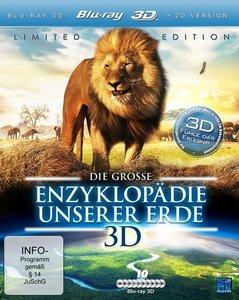Die große Enzyklopädie unserer Erde 3D, 10 3D Blu-ray