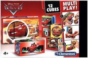 Disney Pixar Cars (Würfelpuzzle)