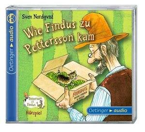 Wie Findus zu Pettersson kam (CD)