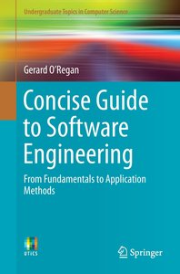 Concise Guide to Software Engineering