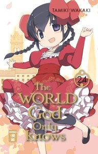 The World God Only Knows 24