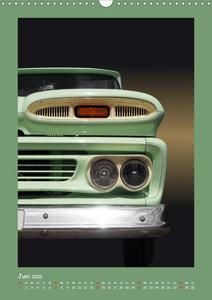 US Klassiker 1956 bis 1966 (Wandkalender 2020 DIN A3 hoch)