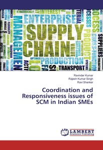 Coordination and Responsiveness issues of SCM in Indian SMEs