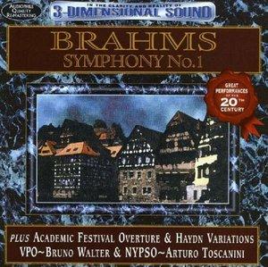 Sinfonie 1/Akadermische Fest-Ouvertüre/Haydn-Var.