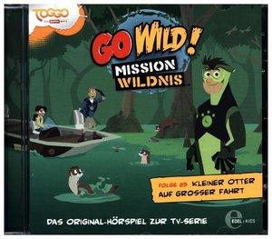 (23)Original Hörspiel zur TV Serie-Kleiner Otter