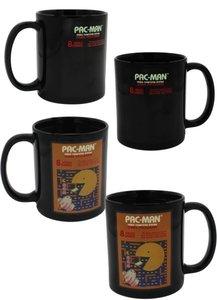 Pac-Man Cartridge Heat Mug, Tasse, Kaffeebecher, 250ml