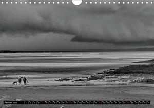 Bretagne in Schwarz und Weiß 2020