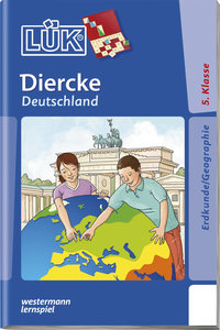 LÜK Diercke Deutschland