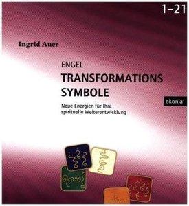 Engel-Transformationssymbole, mit Symbolkarten u. DVD