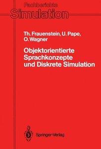 Objektorientierte Sprachkonzepte und Diskrete Simulation