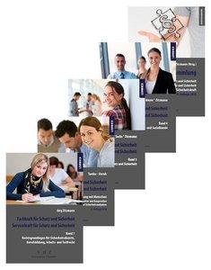Bundle Fachkraft für Schutz und Sicherheit, 5 Teile