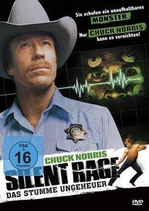 Silent Rage - Das stumme Ungeheuer, 1 DVD