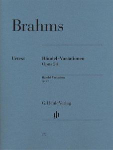 Händel-Variationen op. 24