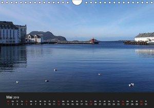 Faszination Norwegen (Wandkalender 2019 DIN A4 quer)
