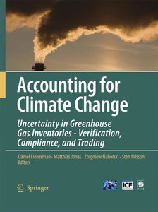Accounting for Climate Change