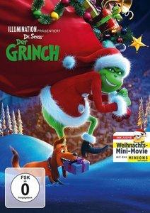 Der Grinch (2018) - Weihnachts-Edition, 1 DVD