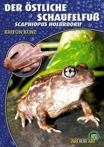 Der Östliche Schaufelfuß - Scaphiopus Holbrookii