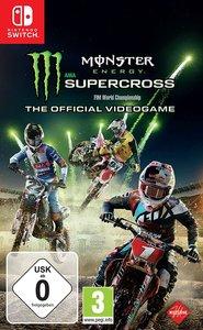 Monster Energy Supercross, 1 Nintendo Switch-Spiel