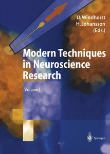 Modern Techniques in Neuroscience Research