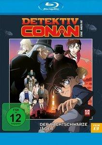 Detektiv Conan - 13. Film: Der nachtschwarze Jäger - Blu-ray