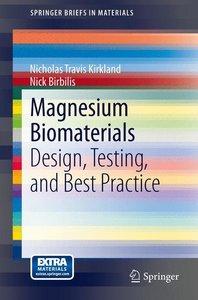 Magnesium Biomaterials