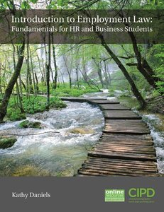 Introduction to Employment Law : Fundamentals for HR and Busines