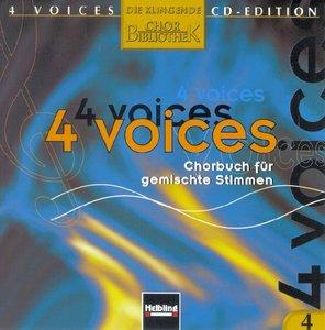 4 voices - CD Edition. Die klingende Chorbibliothek. CD 4. 1 Aud