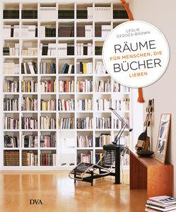 Räume für Menschen, die Bücher lieben