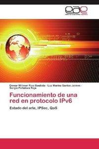 Funcionamiento de una red en protocolo IPv6