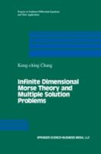 Infinite Dimensional Morse Theory and Multiple Solution Problems