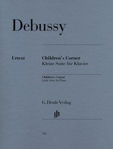 Children\'s Corner, Klavier