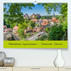 Hohnsteiner Impressionen - Sächsische Schweiz(Premium, hochwerti