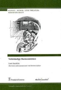 LeoS Janácek: Vollständige Harmonielehre
