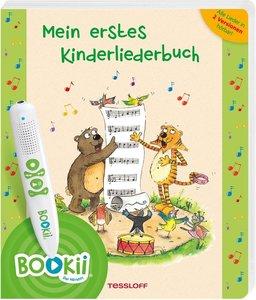 BOOKii®. Mein erstes Kinderliederbuch