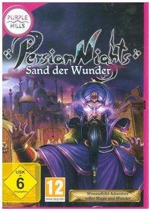 Persian Nights, Sand der Wunder, 1 DVD-ROM