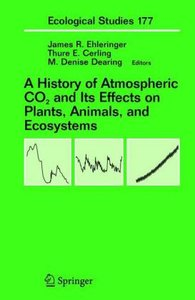 A History of Atmospheric CO2 and Its Effects on Plants, Animals,