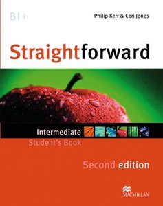 Straightforward Intermediate. Student's Book, Workbook, Audio-CD