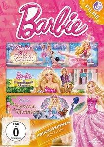 Barbie Prinzessinnen Edition, 3 DVD